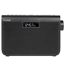 Buy Pure One DAB/DAB+/FM Midi Series 3 Portable Digital Radio, Graphite Online at johnlewis.com