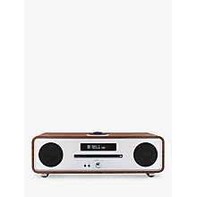 Buy Ruark R4 MK3 DAB/DAB+/FM Radio & CD Bluetooth All-In-One Music System with OLED Display, B Grade Online at johnlewis.com
