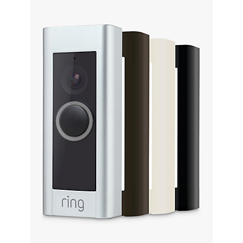 Buy Ring Smart Video Doorbell Pro with Built in Wi Fi & Camera