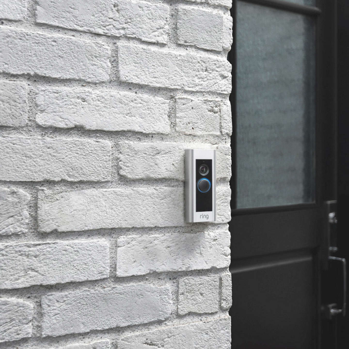 BuyRing Smart Video Doorbell Pro with Built-in Wi-Fi & Camera plus Ring Smart Chime Online at johnlewis.com