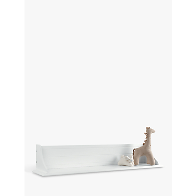 Great Little Trading Co Any Which Way Wall Shelf, White