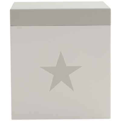 Great Little Trading Co Little Star Storage Stool
