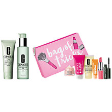 Buy Clinique Liquid Facial Soap and 7 Day Scrub with Summer Collection Gift Online at johnlewis.com
