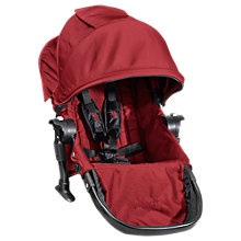 Buy Baby Jogger City Select Second Seat Kit, Garnet Online at johnlewis.com