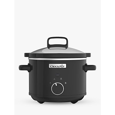 Crock-Pot CSC046 Slow Cooker, Black Review thumbnail