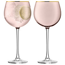 Buy LSA International Sorbet Wine / Gin Glass, Set of 2, 525ml Online at johnlewis.com