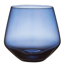 Buy Design Project by John Lewis No.018 Tumbler, Blue, 390ml Online at johnlewis.com
