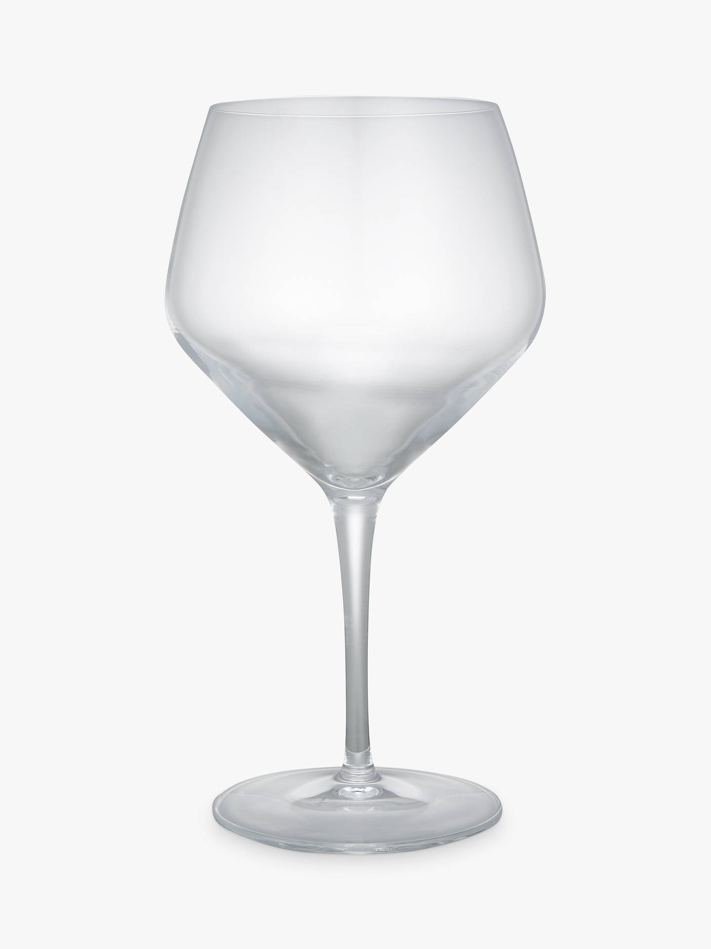 Buy John Lewis & Partners Connoisseur Gin Glasses, Clear, 700ml, Set of 2 Online at johnlewis.com