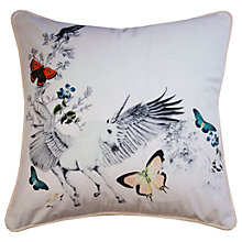 Buy Ted Baker Enchanted Print Cushion Online at johnlewis.com