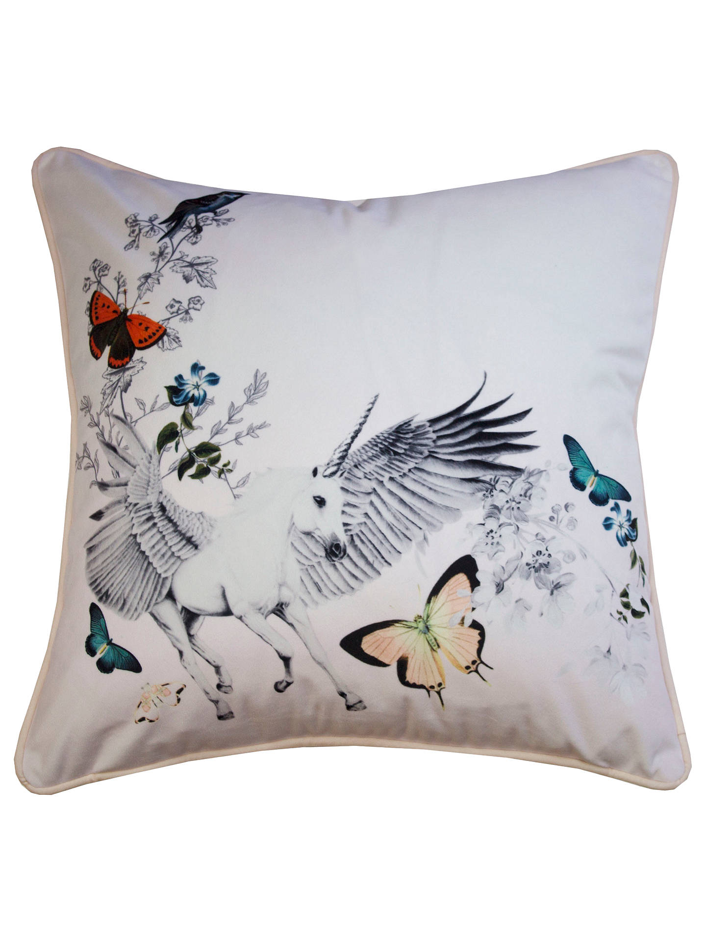BuyTed Baker Enchanted Print Cushion Online at johnlewis.com