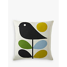 Buy Orla Kiely Early Bird Cushion Online at johnlewis.com