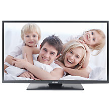 "Buy Linsar 32LED1500 LED HD Ready 720p Smart TV, 32"" with Built-In Wi-Fi, Freeview HD & Freeview Play, Black Online at johnlewis.com"