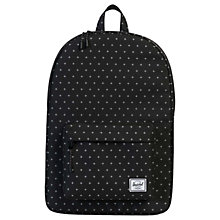 Buy Herschel Supply Co. Classic Backpack, Gridlock Online at johnlewis.com