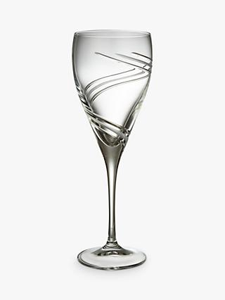 John Lewis & Partners Celestial Glass Wine Goblets, Clear, 338ml, Set of 2