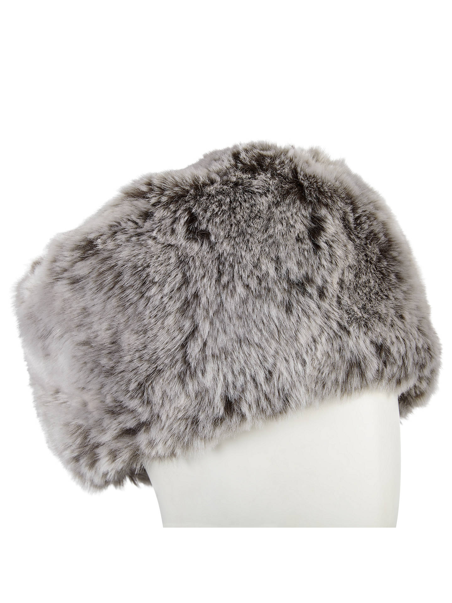 06bef6d9f John Lewis & Partners Faux Fur Cossack Hat at John Lewis & Partners