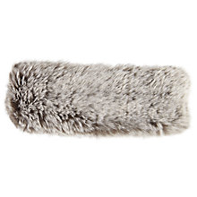 Buy John Lewis Faux Fur Headband, One Size Online at johnlewis.com