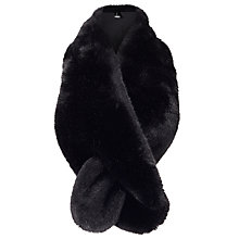 Buy John Lewis Faux Fur Wrap Online at johnlewis.com