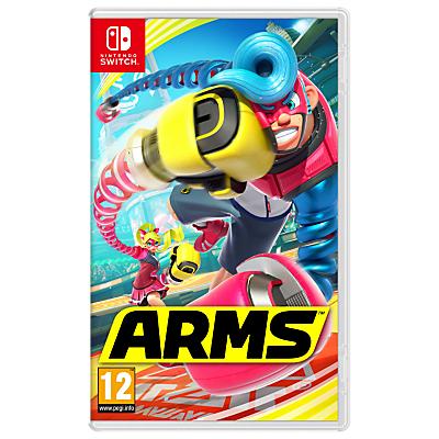 Nintendo Switch Arms, Switch