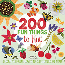 Buy Search Press 200 Fun Things To Knit Pattern Book by Victoria Lyle Online at johnlewis.com