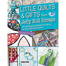Buy Search Press Little Quilts and Gifts by Carolyn Forster Online at johnlewis.com