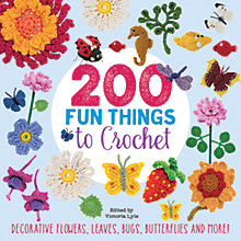 Buy Search Press 200 Fun Things To Crochet by Victoria Lyle Online at johnlewis.com