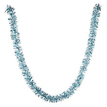 Buy John Lewis Winter Palace Facet Spike Tinsel, L2m Online at johnlewis.com