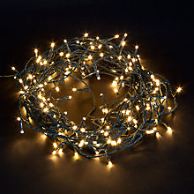 Buy Energizer Battery Operated 200 LED Christmas Lights, Pure White, 16.4m Online at johnlewis.com