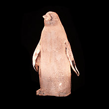 Buy John Lewis Acrylic Emperor Penguin LED Christmas Light Online at johnlewis.com