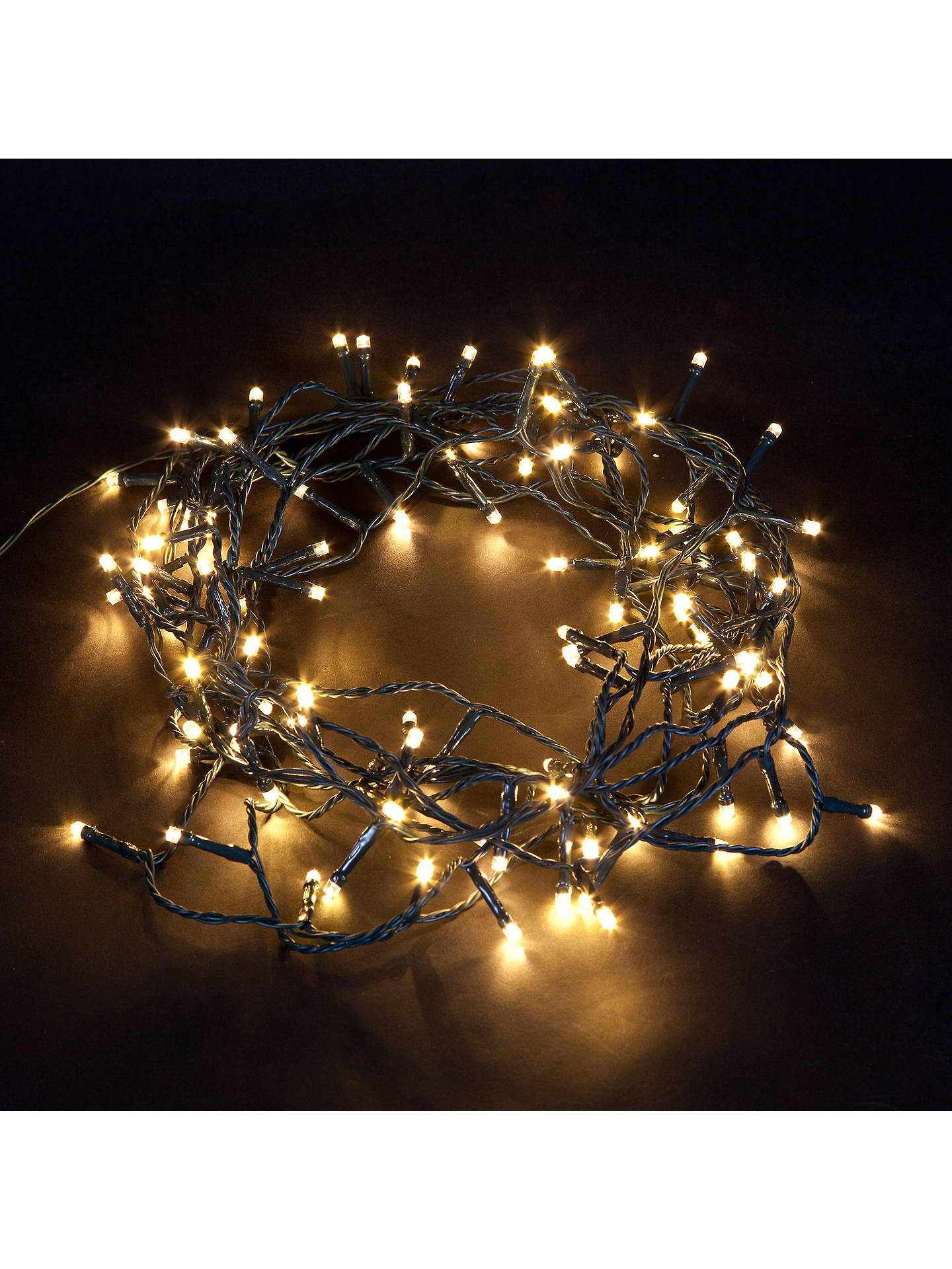 energizer battery operated 100 led christmas lights pure white 8 4