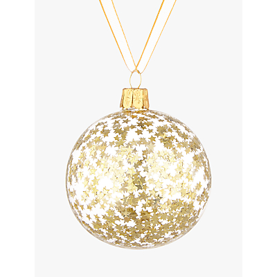 John Lewis Into the Woods Sequin Star Bauble Review thumbnail