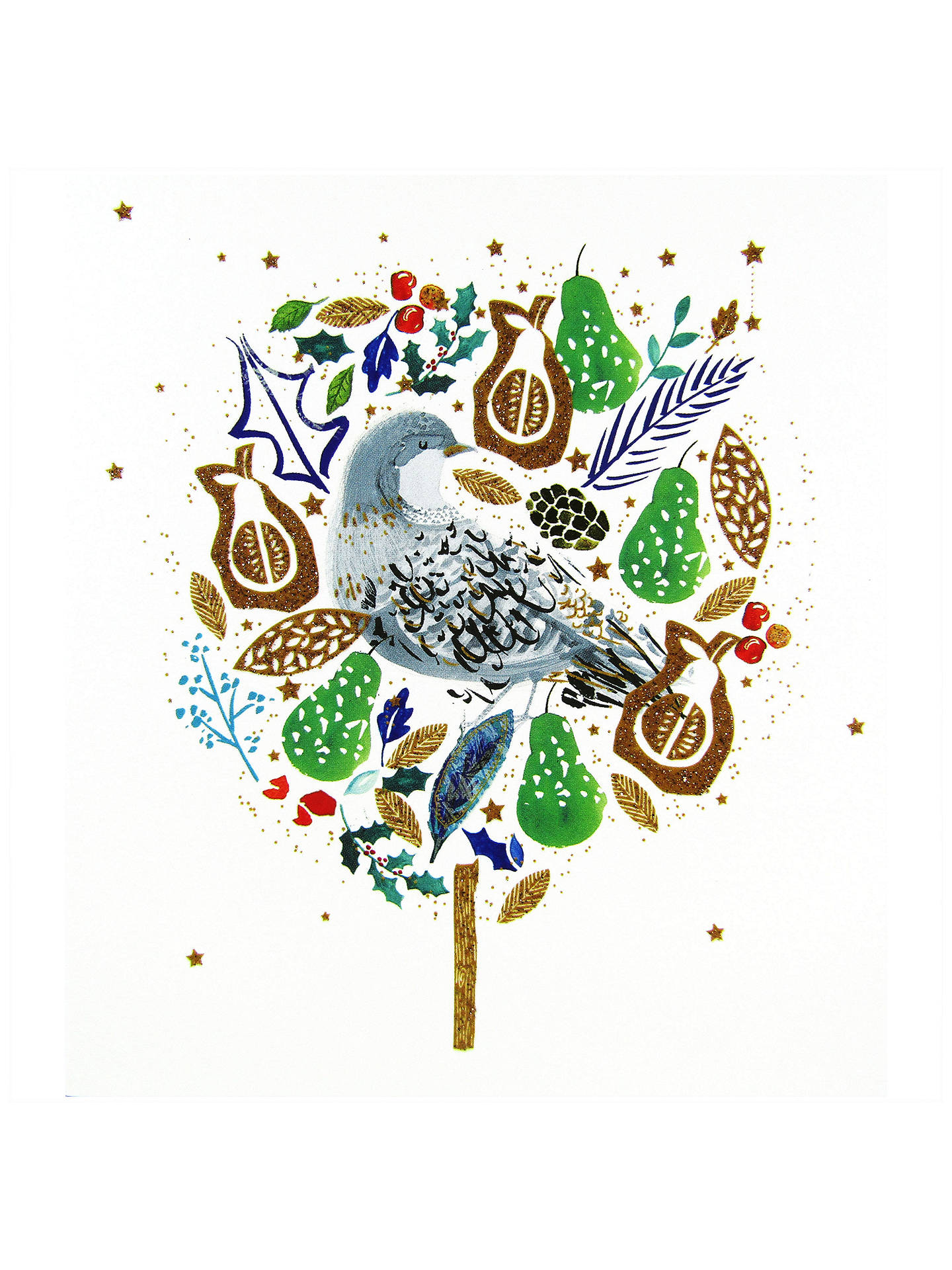 buywoodmansterne first day of christmas charity christmas cards pack of 5 online at johnlewis - When Is The First Day Of Christmas