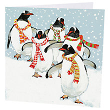 Buy Art Marketing Glad Tidings We Bring Charity Cards, Pack of 6 Online at johnlewis.com