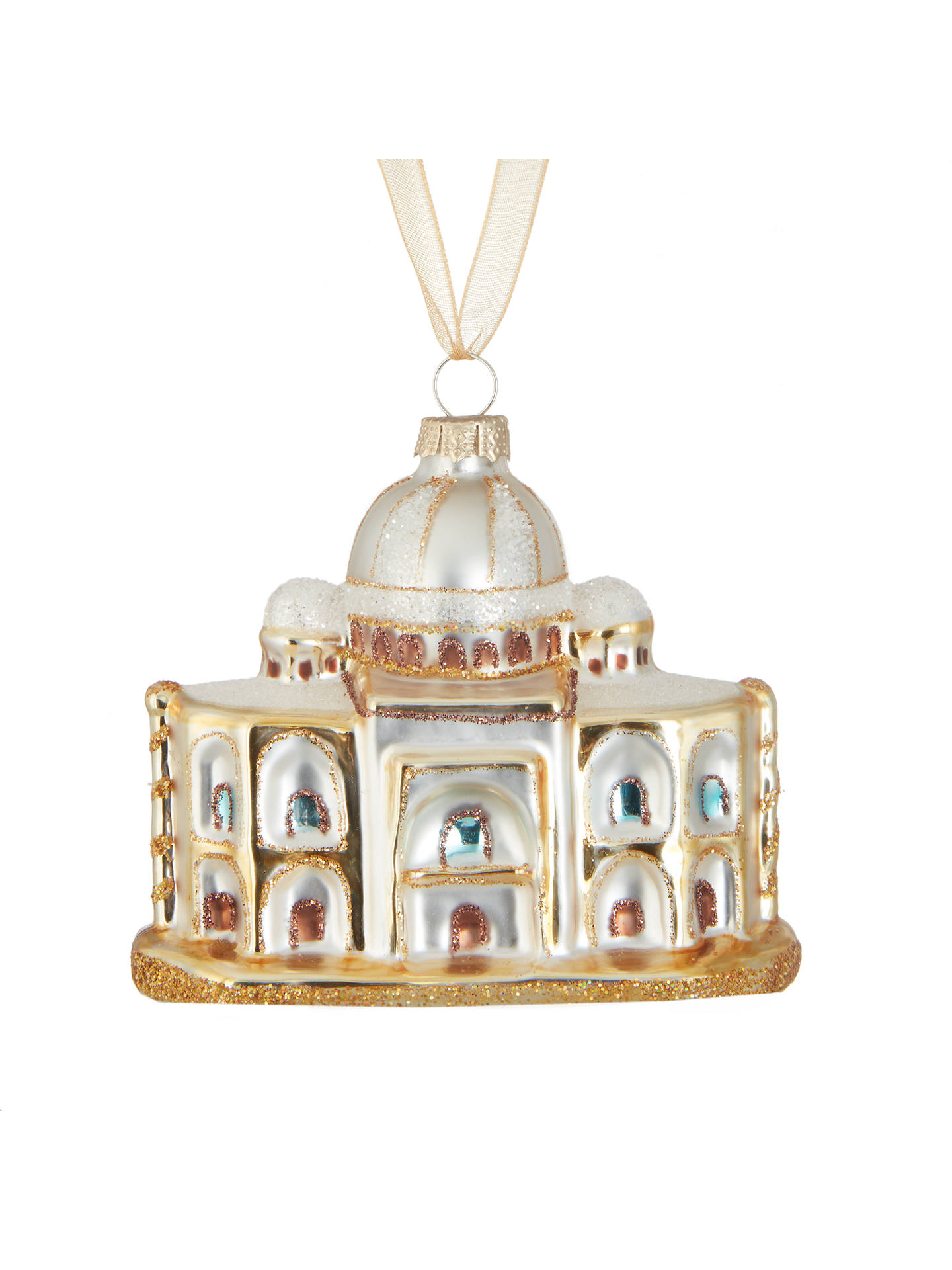 Buy John Lewis Tales of the Maharaja Indian Palace Bauble Online at johnlewis.com