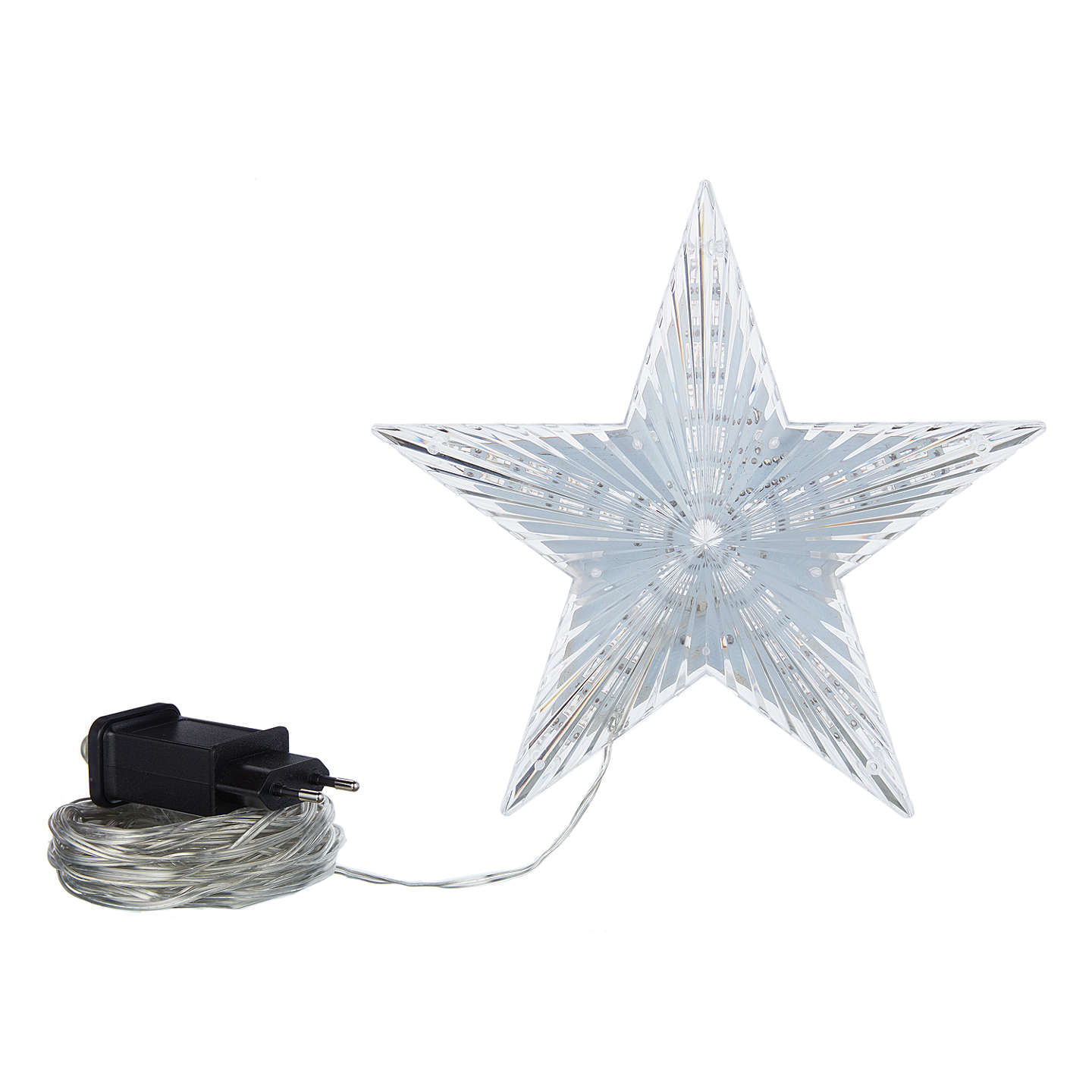 Buyjohn Lewis Led Christmas Star Tree Topper Online At Johnlewiscom
