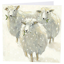 Buy Art Marketing Mistletoe Charity Cards, Pack of 6 Online at johnlewis.com