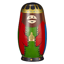 Buy John Lewis Nativity Russian Dolls, Set of 6 Online at johnlewis.com