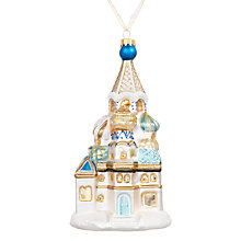 Buy John Lewis Winter Palace Bauble Online at johnlewis.com