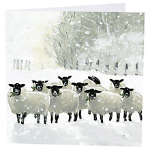 Buy Art Marketing Shepherds Watch Charity Cards, Pack of 6 Online at johnlewis.com