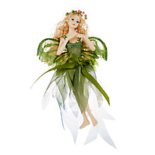 Buy John Lewis Into the Woods Woodland Fairy Tree Decoration Online at johnlewis.com