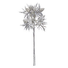 Buy John Lewis Thistle Bunch, Silver Online at johnlewis.com