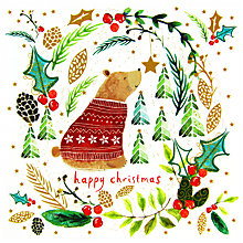 Buy Woodmansterne Wish Upon A Star Charity Christmas Cards, Pack of 5 Online at johnlewis.com