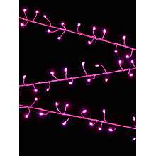 Buy John Lewis 360 Fire Cracker Lights, Multi, 11m Online at johnlewis.com