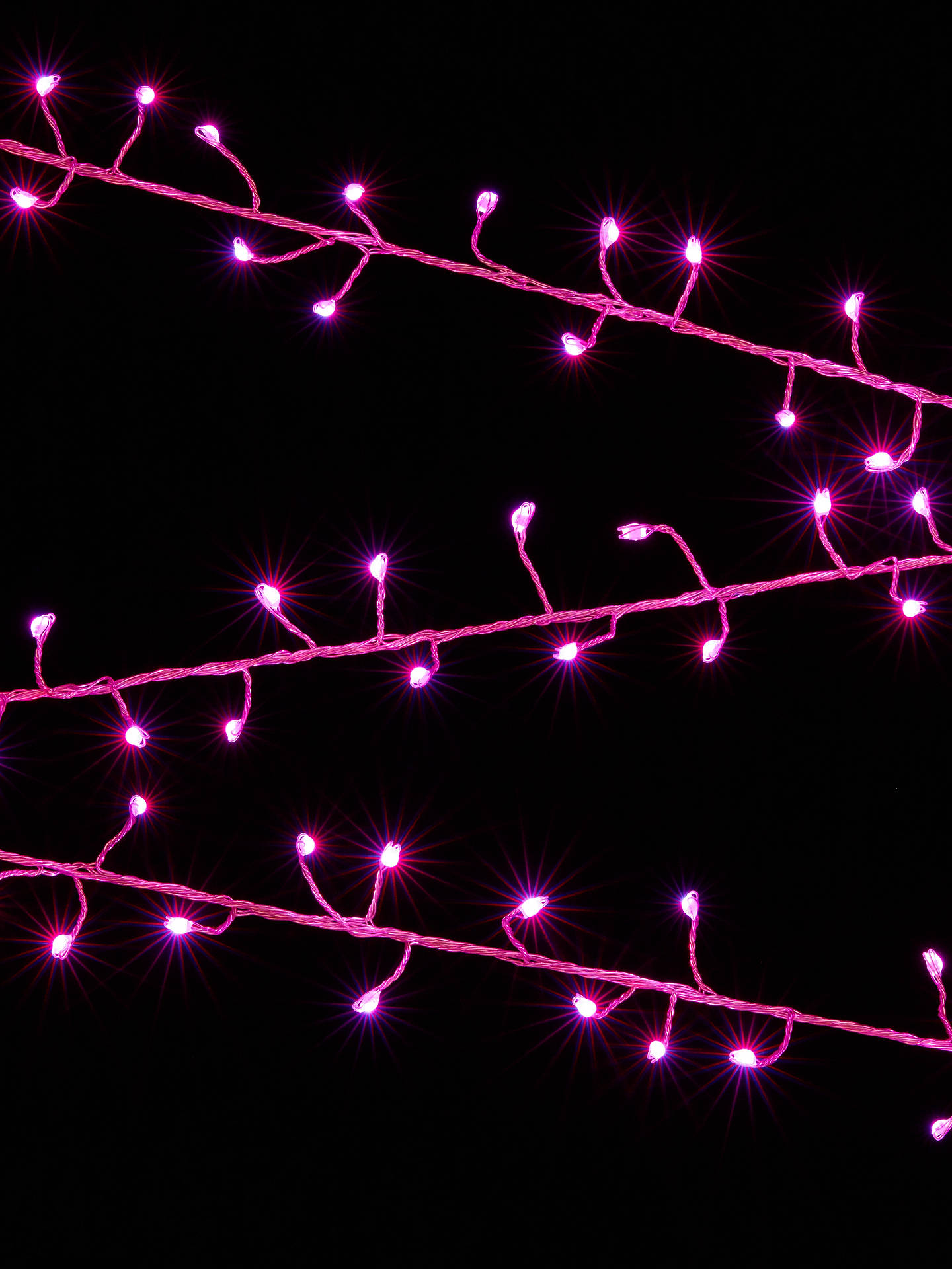 BuyJohn Lewis & Partners 240 Fire Cracker Lights, Multi, 11m Online at johnlewis.com