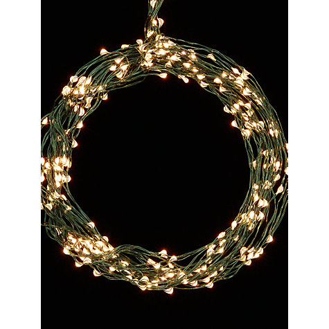 buy john lewis 432 led waterfall christmas lights pure white 6ft tree online at - Waterfall Christmas Lights