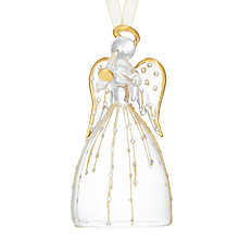 Buy John Lewis Winter Palace Angel Bell Tree Decoration Online at johnlewis.com