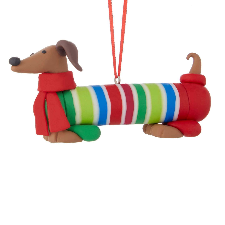 Buyjohn Lewis Lima Llama Claydough Sausage Dog Tree Decoration Online