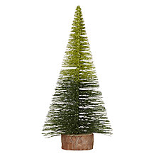 Buy John Lewis Into the Wood Ombre Bristle Brush Tree, Small Online at johnlewis.com
