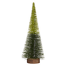 Buy John Lewis Into the Wood Ombre Bristle Brush Tree, Large Online at johnlewis.com
