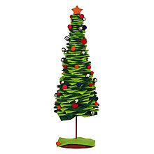 Buy John Lewis Lima Llama Felt Bell Tree Online at johnlewis.com