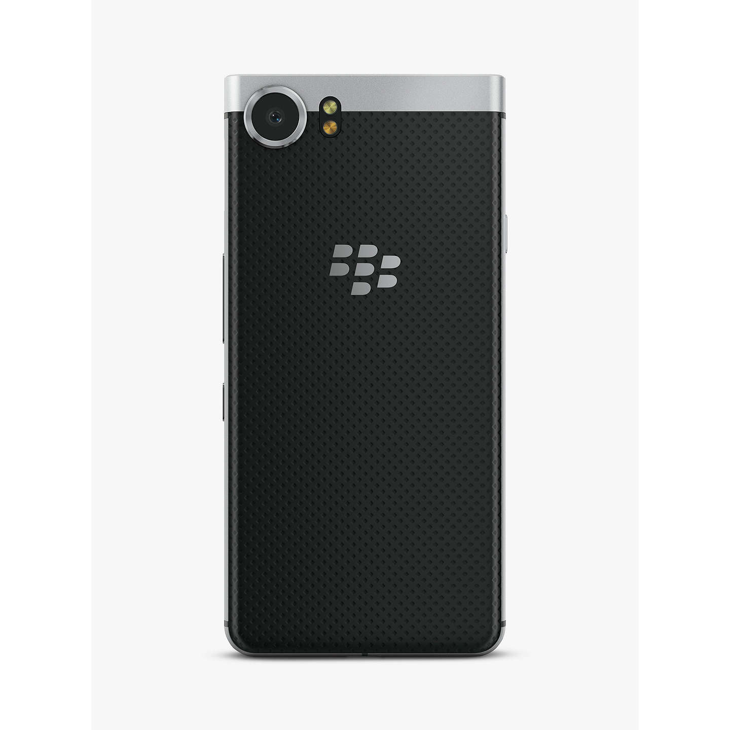 "BuyBlackBerry KEYone Smartphone, Android, 4.5"", SIM Free, 32GB, Silver Online at johnlewis.com"